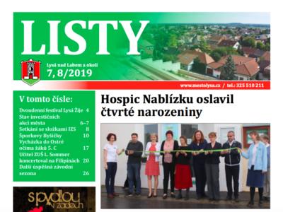Vyjádření Lysá nás spojuje k článku pana Ing. Ilyi Stavroskeho a osočování opozičních zastupitelů panem starostou