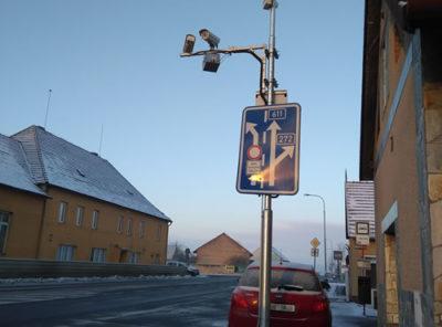 Radar ve Starém Vestci