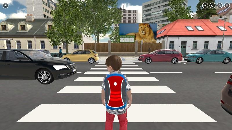 Bezpečně do školy – pěšky