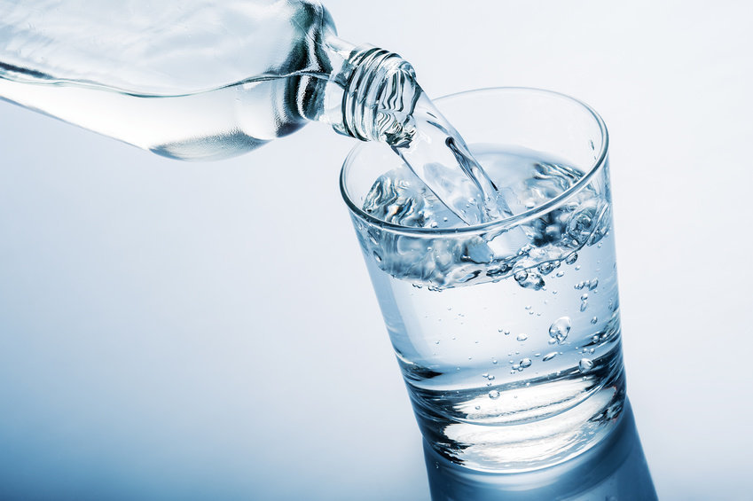 Hlášení snížené kvality vody