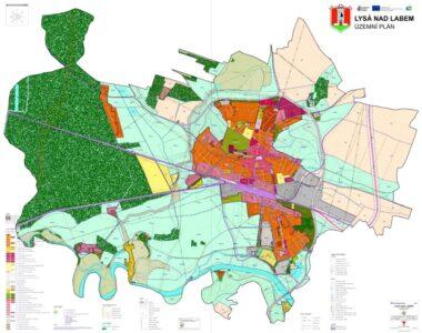 Co je územní plán?